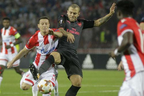 Chi tiết Crvena Zvezda - Arsenal: Người hùng quen mặt (KT) 22