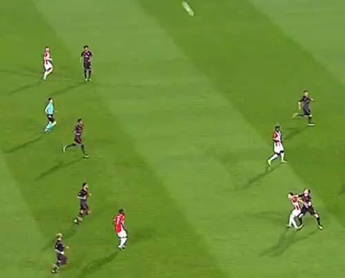 Chi tiết Crvena Zvezda - Arsenal: Người hùng quen mặt (KT) 19