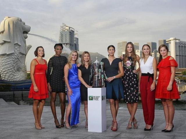 WTA Finals ngày 2: Halep bùng nổ, khởi đầu như mơ 4