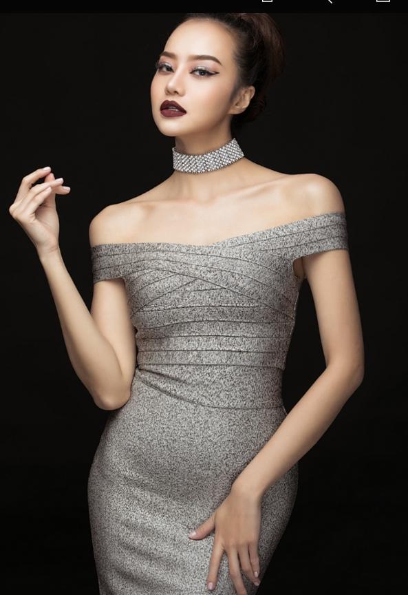 Hậu dao kéo, hoa hậu Việt này ngày càng tự tin khoe vòng 1 nóng bỏng - 3