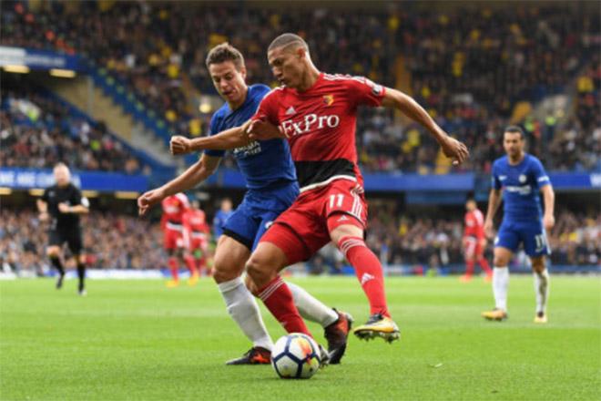 """Chelsea thoát hiểm ngoạn mục nhờ đối phương hóa """"chân gỗ"""" 1"""