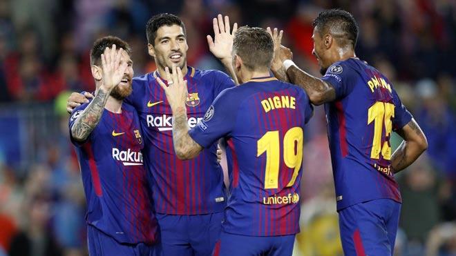 Barcelona – Malaga: Messi gặp hàng thủ siêu dễ dãi - 2