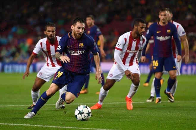 Barcelona – Malaga: Messi gặp hàng thủ siêu dễ dãi - 1