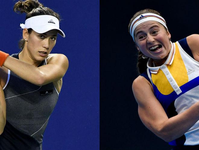 Cập nhật WTA Finals ngày 1: Người đẹp thắng thế 4