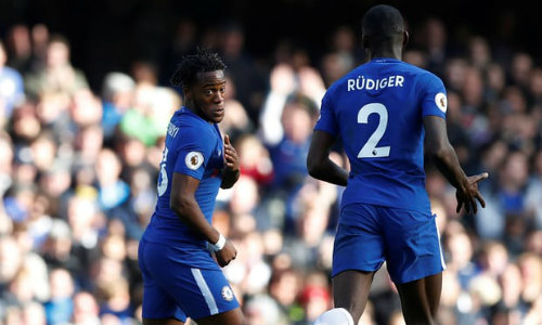 Chi tiết Chelsea - Watford: Người hùng Batshuayi lập cú đúp (KT) 25
