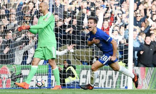 Chi tiết Chelsea - Watford: Người hùng Batshuayi lập cú đúp (KT) 26