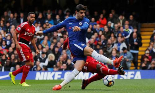 Chi tiết Chelsea - Watford: Người hùng Batshuayi lập cú đúp (KT) 23