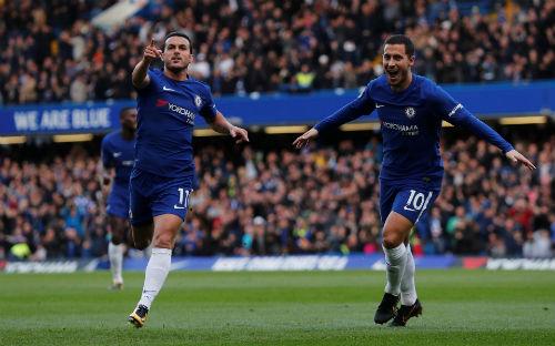 Chi tiết Chelsea - Watford: Người hùng Batshuayi lập cú đúp (KT) 22