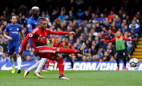 Chi tiết Chelsea - Watford: Người hùng Batshuayi lập cú đúp (KT) 24