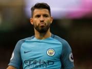Tin HOT bóng đá sáng 21/10: Aguero trở lại sớm hơn dự kiến