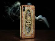 Nếu iPhone X chưa đủ ngầu, mua ngay iPhone X Legend nạm kim cương
