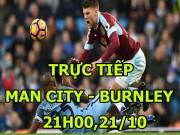 Chi tiết Man City - Burnley: Đá như đi dạo (KT)