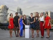 WTA Finals ngày 1: Người đẹp thắng thế
