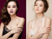Hậu dao kéo, hoa hậu Việt này ngày càng tự tin khoe vòng 1 nóng bỏng