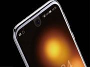 "Sharp sẽ cho ra mắt smartphone  "" na ná ""  iPhone X"