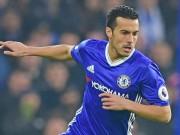 Pedro vẽ cầu vồng, Stamford Bridge nổ tung, Conte thở phào