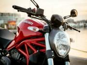 Ngắm ảnh rõ mồn một  con quỷ  2018 Ducati Monster 821