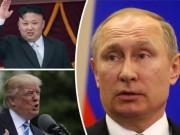 """Nga  """" mách """"  Mỹ cách trị Triều Tiên"""