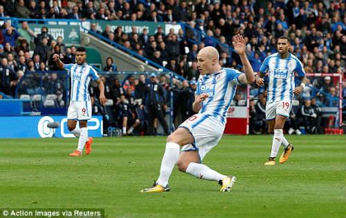 Chi tiết Huddersfield - MU: Hy vọng lụi tắt (KT) 20