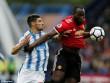 """Huddersfield - MU: Bước ngoặt 2 sai lầm,  """" thần Tài """"  không cứu kịp"""