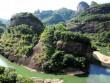 Du lịch - Cảnh đẹp như thiên đường hạ giới ở núi Vũ Di