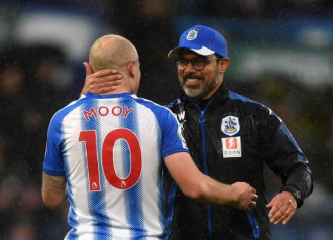 Góc chiến thuật Huddersfield – MU: Cái bóng quá lớn của Pogba - Fellaini 4