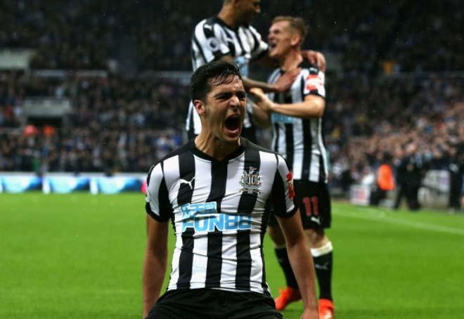 Newcastle - Crystal Palace: Vỡ òa phút 86 1
