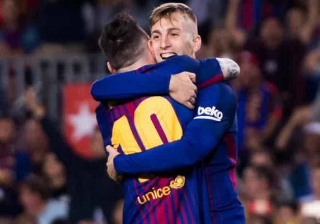 Barcelona - Malaga: Sai lầm trọng tài, bàn thắng khó hiểu