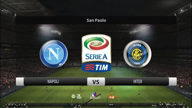 """Napoli - Inter Milan: Đụng phải """"bức tường thép"""""""