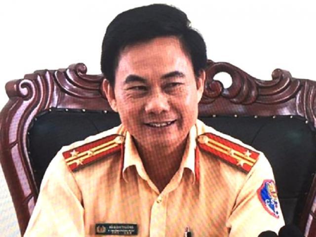 """Công an Đồng Nai: Bổ nhiệm thượng tá Võ Đình Thường  """" đúng quy trình """" !"""