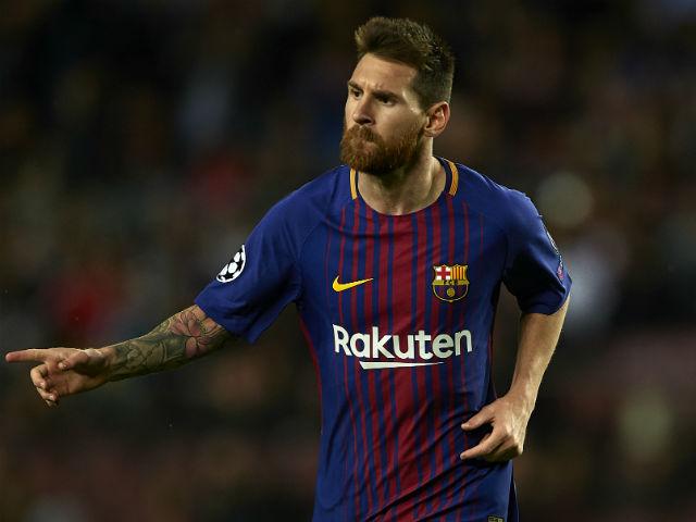 Messi lại thua Ronaldo: Đến lúc bỏ Barca, chọn PSG/Man City? 4