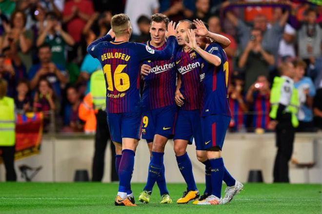 """Barcelona quyết định đi - ở: Real """"gai mắt"""", MU – Arsenal mừng thầm 1"""