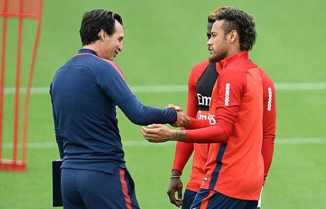 Neymar làm loạn PSG: Hết đòi tẩn đồng đội lại cãi vã HLV