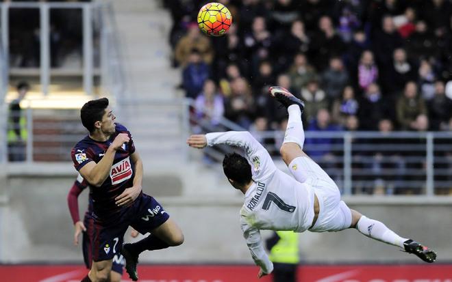 Real Madrid – Eibar: Chớ khinh kẻ cùng đường 2