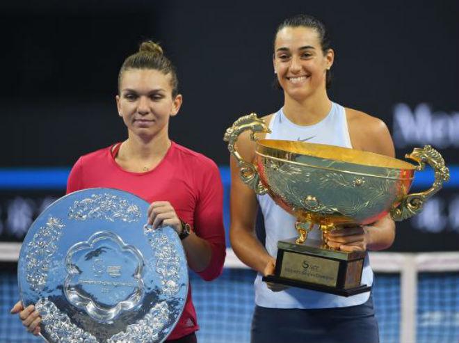 WTA Finals ngày 2: Halep bùng nổ, khởi đầu như mơ 1