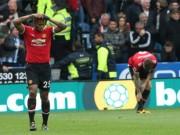 Góc chiến thuật Huddersfield - MU: Cái bóng quá lớn của Pogba - Fellaini