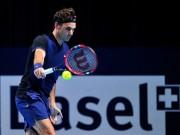 Lịch thi đấu tennis Basel Open 2017