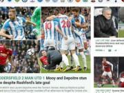 """MU thua sốc: Herrera lên tiếng chê bai, Mourinho nổi giận  """" lôi đình """""""