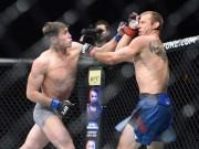 Rực lửa UFC 118: Ăn chiêu liên hoàn,  Cao bồi  sấp mặt