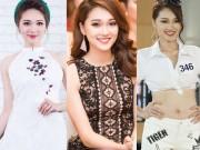 Cô gái xứ Nghệ xinh ngất ngây không trung thực khi thi hoa hậu