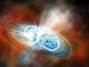 Điều gì xảy ra khi hai ngôi sao Neutron sát nhập nhau?