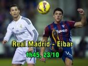 Real Madrid - Eibar: Chớ khinh kẻ cùng đường