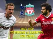 Chi tiết Tottenham - Liverpool: Tình thế an bài (KT)