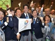 """Tin thể thao HOT 22/10: Giành quyền đăng cai Olympic 2020, Nhật Bản  """" dính phốt """""""