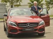 Mercedes-Benz C-Class Edition C có giá 1,48 tỷ đồng