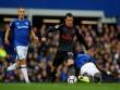 Everton - Arsenal: Thẻ đỏ, siêu phẩm  & amp; 3 bàn thắng sau phút 90