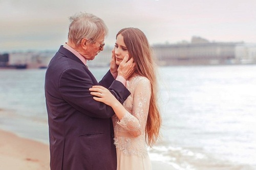Cụ ông 86 tuổi kết hôn với nữ sinh xinh đẹp nước Nga bây giờ ra sao? - 5