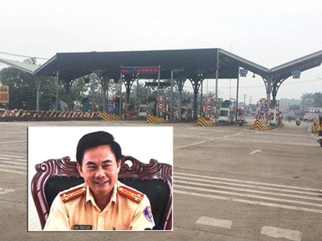 Điều chuyển Thượng tá Võ Đình Thường làm Phó Phòng PC 64 - 2
