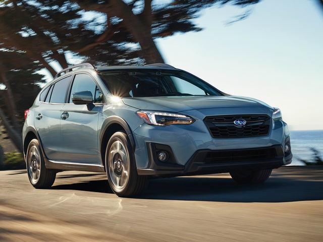 Subaru XV 2018 thế hệ mới sắp trình diện khách Việt