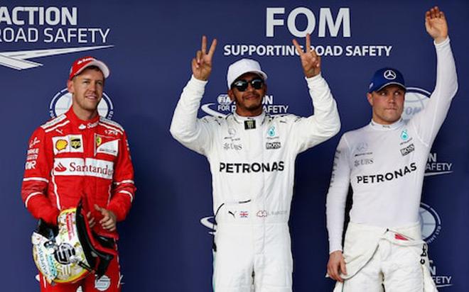 Bảng xếp hạng F1 - United States GP: Hamilton sắp lên top 3 tay đua vĩ đại nhất 1